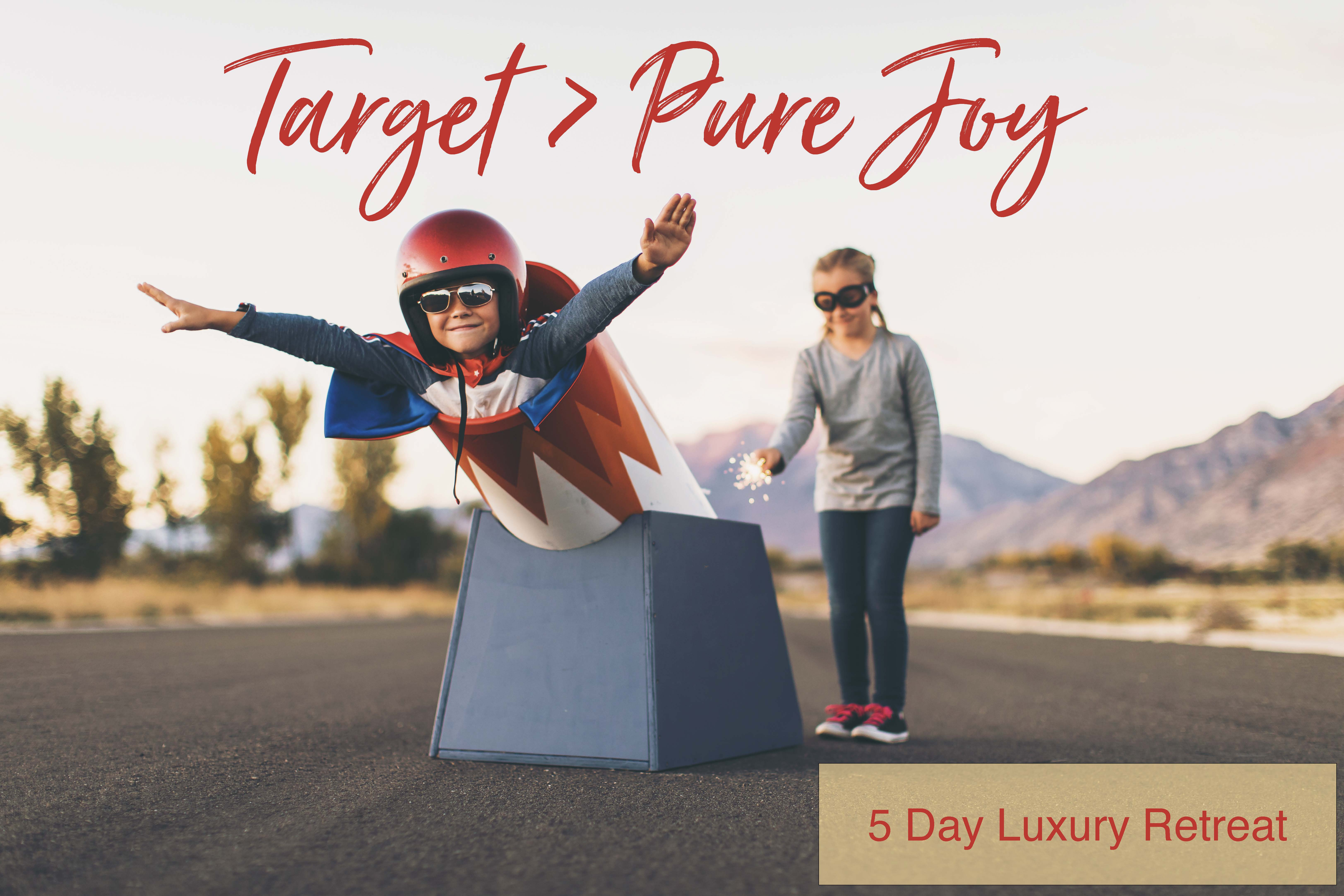 Target   Pure Joy Retreat Image